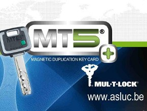 MT5 Plus magnetic duplication key card